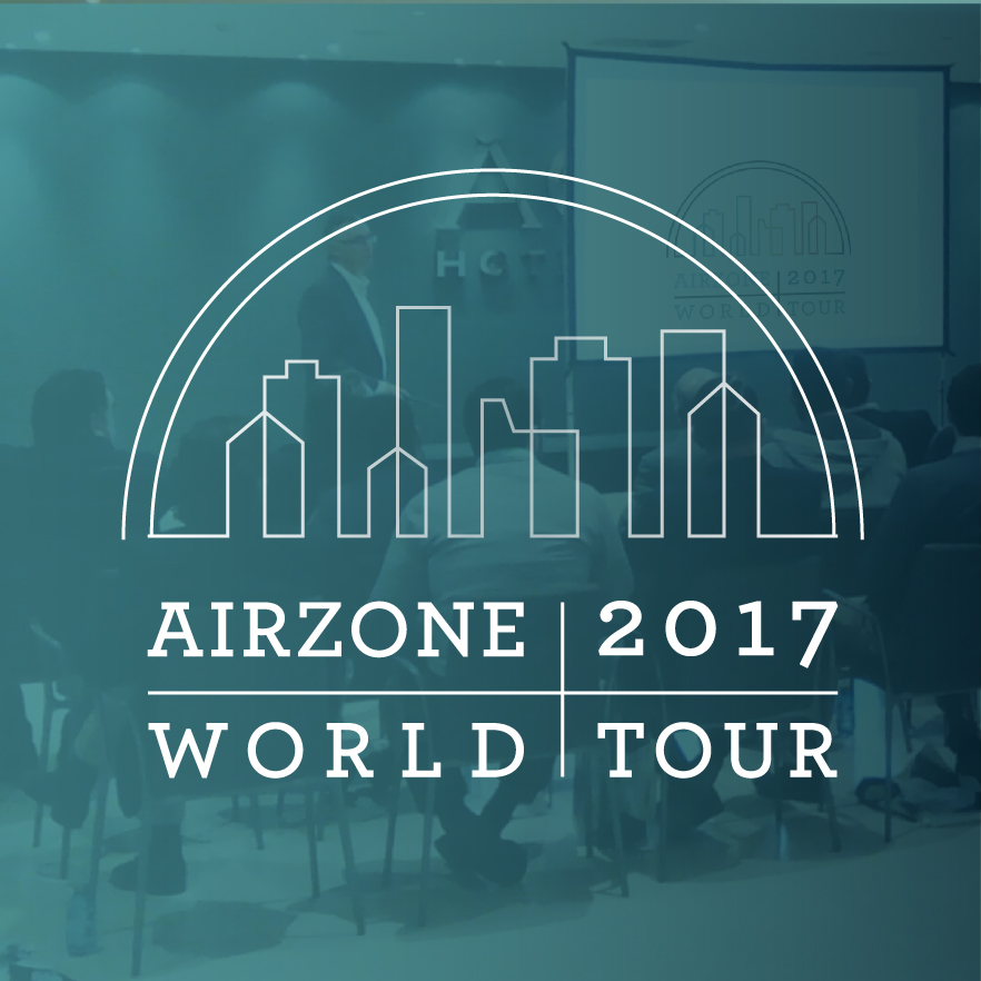 Formación: Airzone World Tour - Jornada Exclusiva