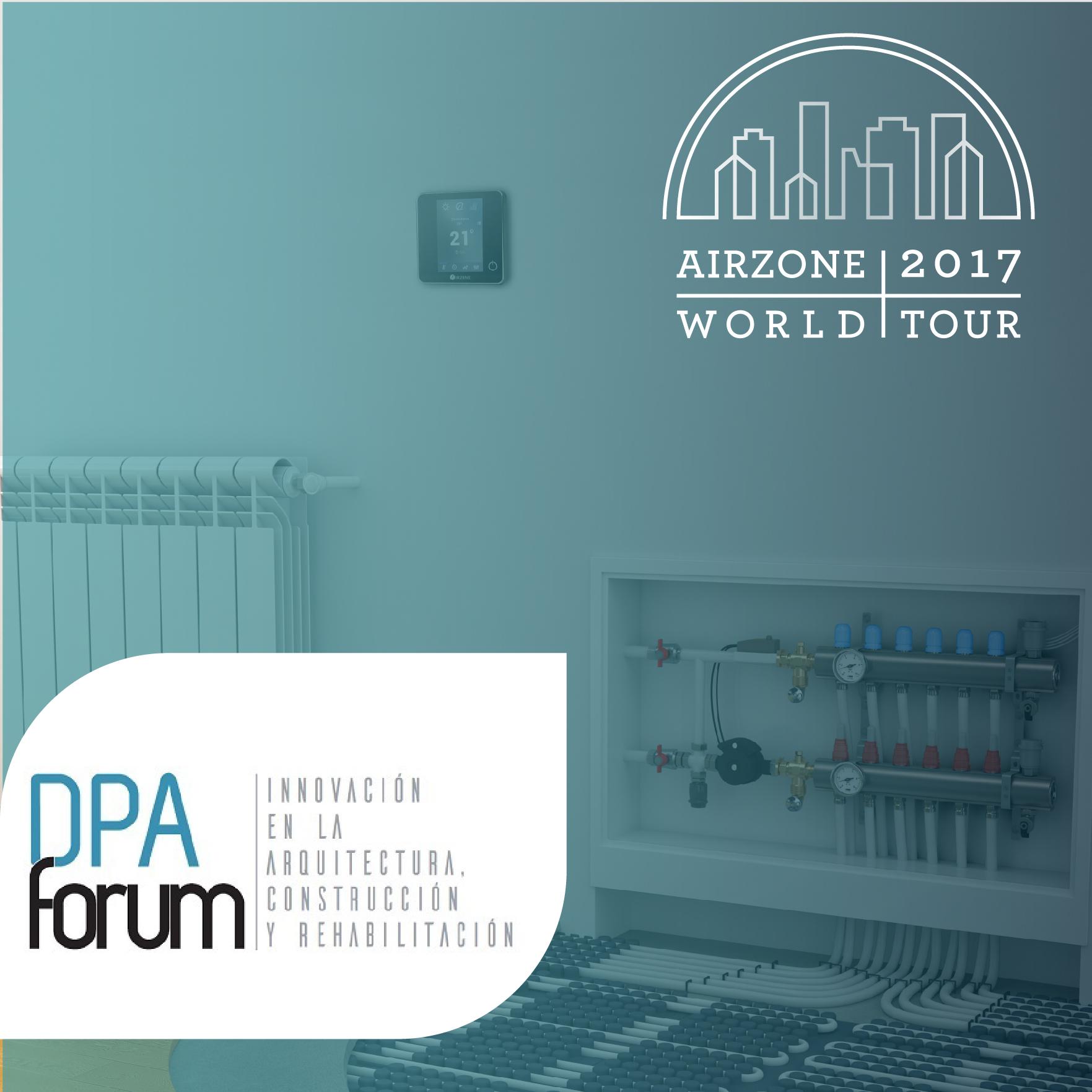 Formación: I Foro de Innovación en la Arquitectura, Construcción y Rehabilitación - DPAForum Bilbao