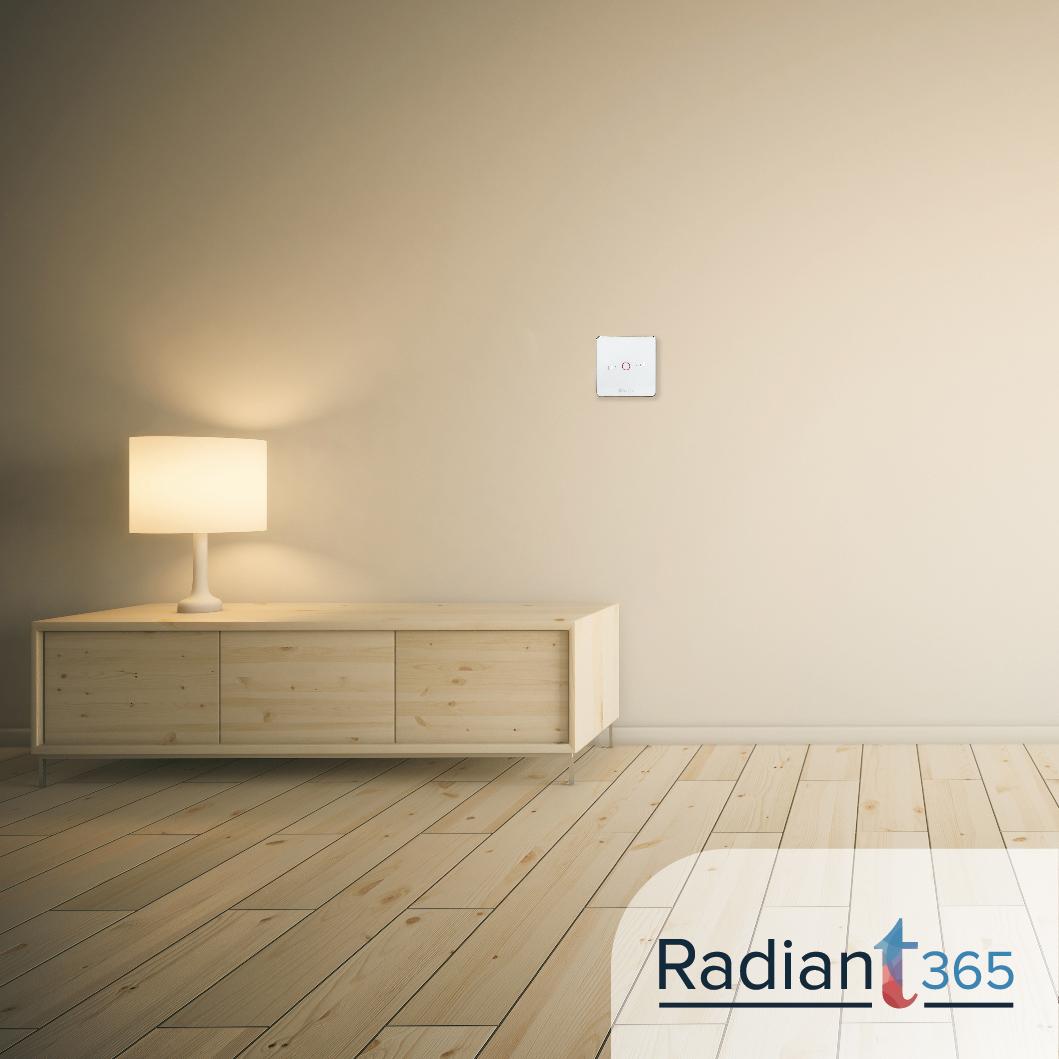Formación: Curso Técnico Sistema Airzone RadianT 365