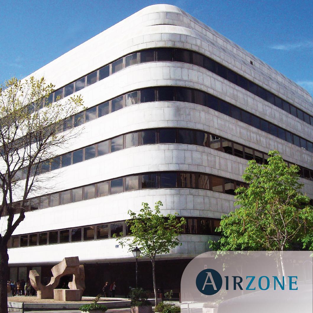 Soluciones de control Airzone 2017