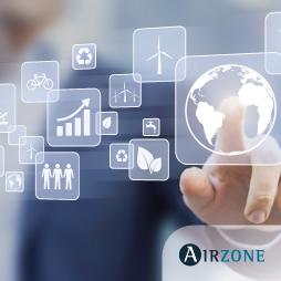 Resultados del estudio de mejora del rendimiento y eficiencia energética con Airzone