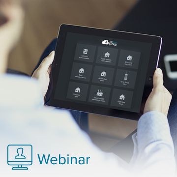 Webinar Airzone Cloud