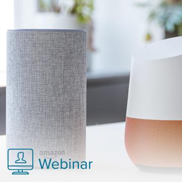 Cómo controlar la climatización en Amazon Alexa y Google Assitant con Aidoo