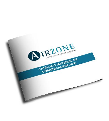 Catálogo Material Comunicación Airzone