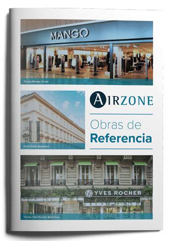 Obras de referencias Airzone
