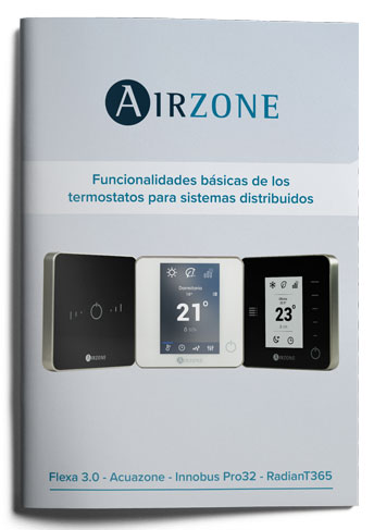 Funcionalidades básicas de termostatos