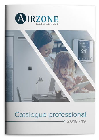 CATALOGUE PROFESSIONAL AIRZONE 2018 · 19