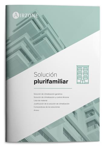 Solución plurifamiliar Airzone