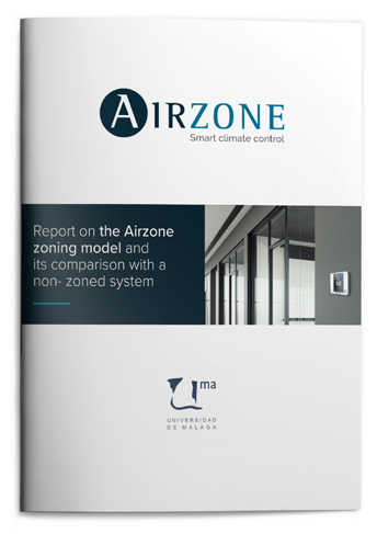 Airzone zoned model case study