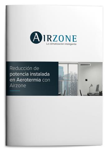Reducción de la potencia instalada en Aerotermia