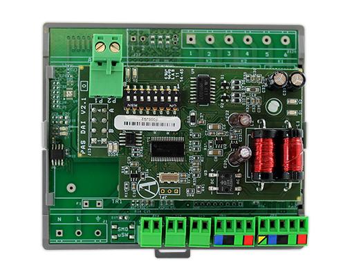 Módulo individual cableado, pasarela Hitachi RPI
