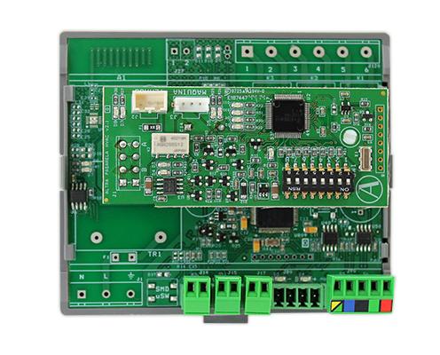 Módulo individual radio, pasarela LG