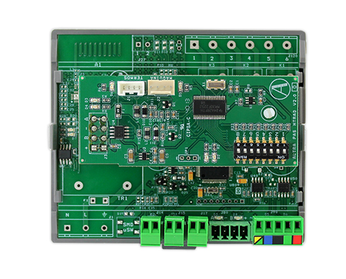 Módulo individual radio, pasarela Hitachi RAD