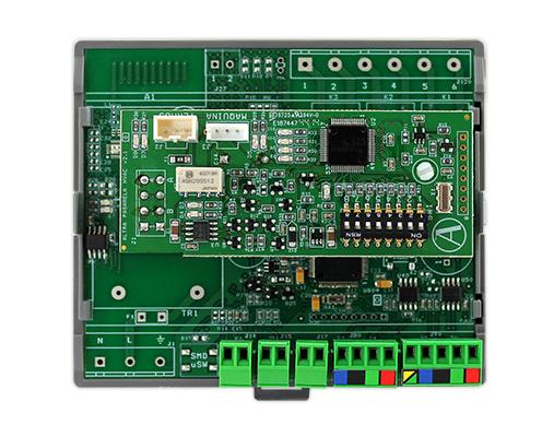 Módulo individual cableado, pasarela Fujitsu