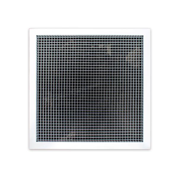 Rejilla reticular para techo modular