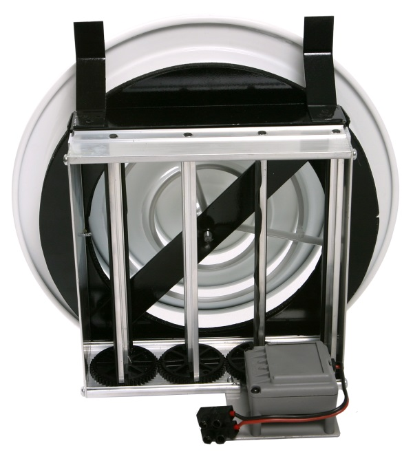 Difusor circular motorizado