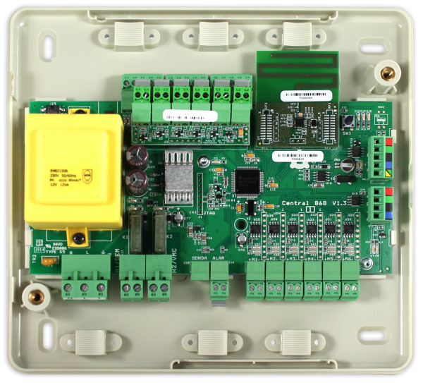 Central de sistema FLEXA 2.0 PRO (C3)