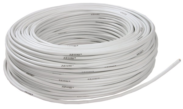 CABLE BUS AIRZONE SIN HALOGENOS (2×0,5+2×0,22) 100 M