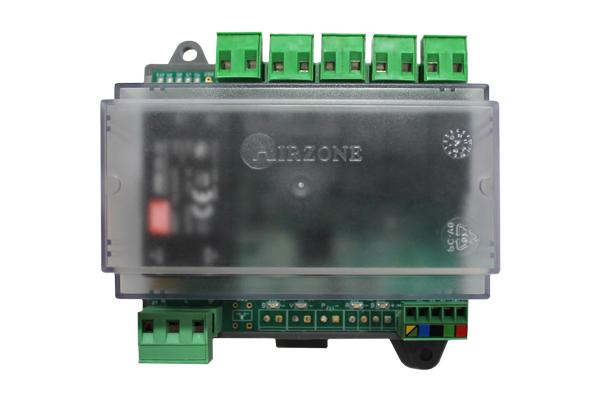 Módulo de control Airzone-Deshumectador 3 velocidades/etapas