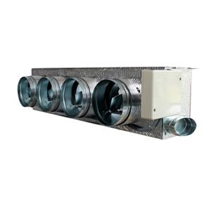 Easyzone CAI Standard + VMC IB8 Aermec