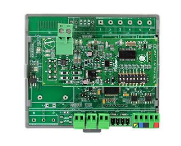 Módulo individual radio, pasarela Toshiba