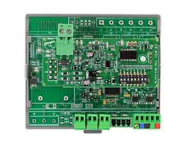Módulo individual radio, pasarela Panasonic