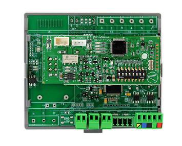 Módulo individual radio, pasarela Fujitsu