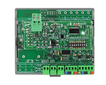 Módulo individual cableado, pasarela Panasonic