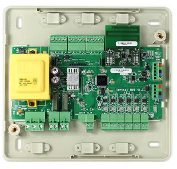 Central de sistema FLEXA 2.0 (C3)