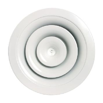 Difusor Circular con plénum