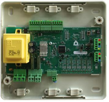 Central de sistema INNOBUS PRO32