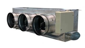 Easyzone Standard+VMC IB6 Trane